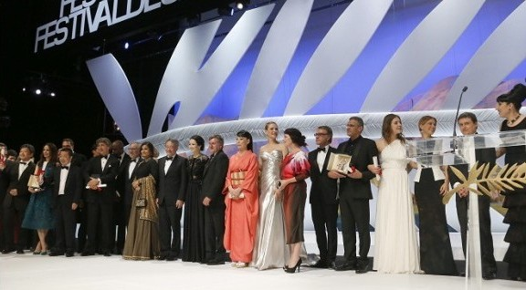 FESTIVAL DE CANNES 2013 / CEREMONIE DE CLOTURE - PALMARES
