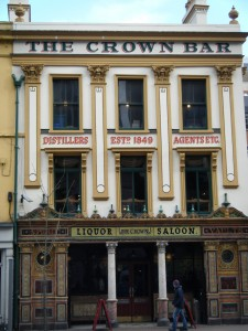belfast crown liquor saloon