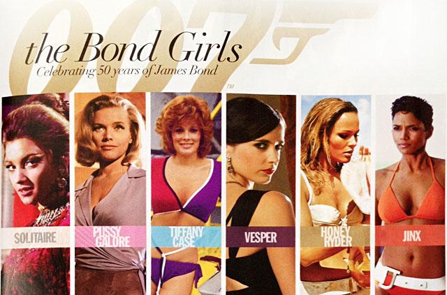 OPI Bond Girls beauty