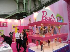 stand Barbie cinéma Paradiso
