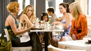 sex_and_the_city- brunch copines