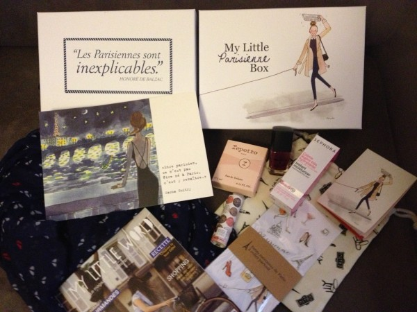 My Little Parisienne Box