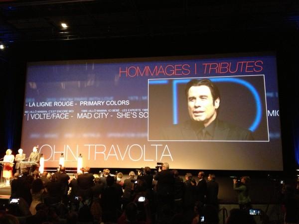John Travolta Hommage