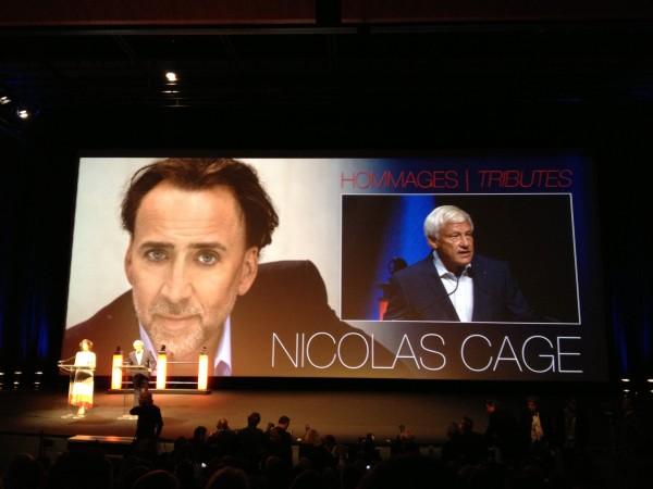 Hommage Nicolas Cage