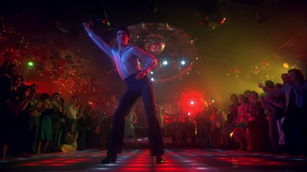Saturday night fever disco canalsat