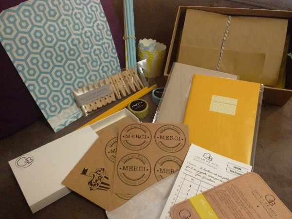 box test coton de bois printemps 2014 we are girlz. Black Bedroom Furniture Sets. Home Design Ideas