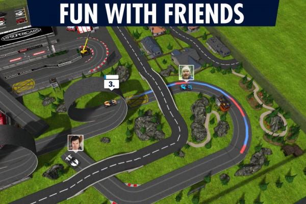 Red Bull Racers - Screenshot