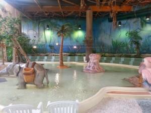 bassin enfants center parcs