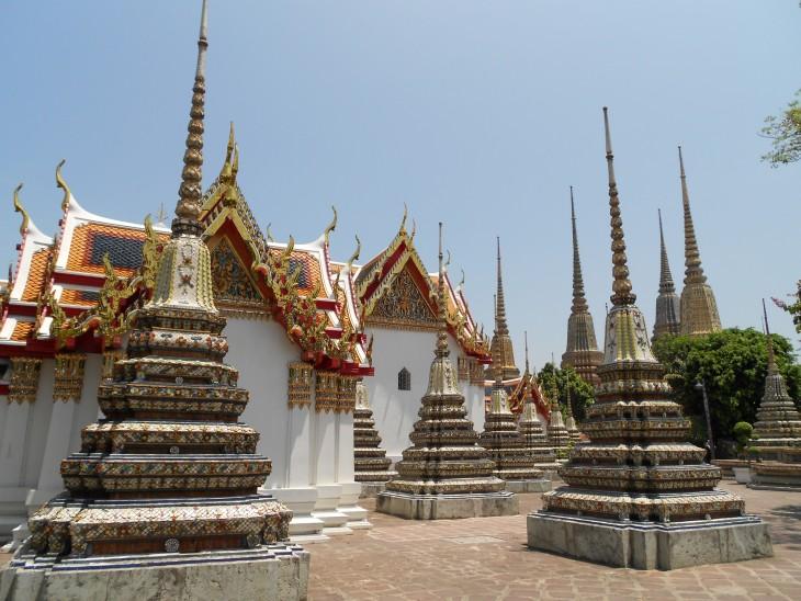 Wat po bangkok