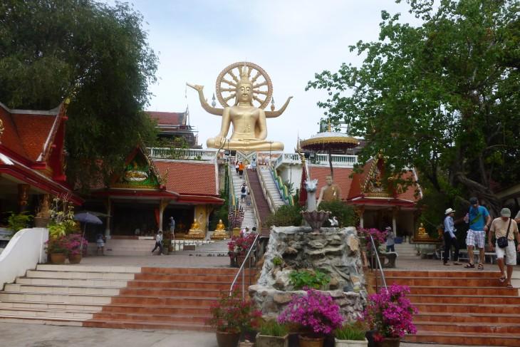 bouddha koh samui