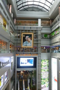 MBK shopping center bangkok