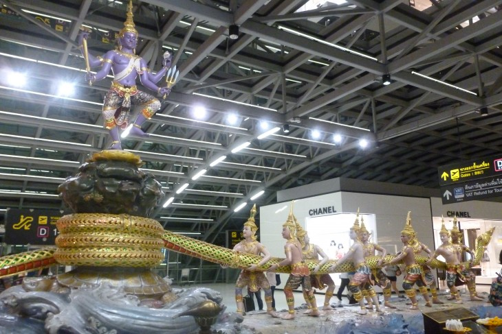 aéroport bangkok