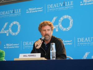 Will Ferrell deauville 2014