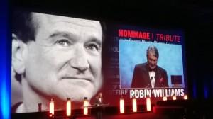 hommage robin williams deauville 2014
