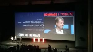 John McTiernan deauville 2014