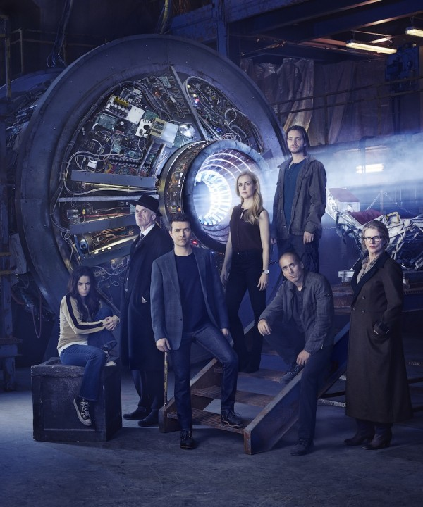 12 Monkeys © 2014 Universal Network Television LLC. All Rights Reserved