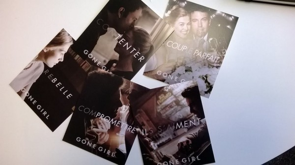 gone girl cartes amy