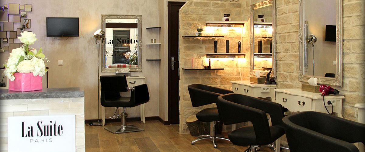 On a test l 39 atelier de coiffure la suite paris we are - Home salon la valette ...