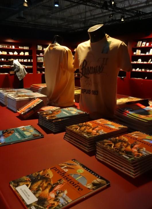boutique Lascaux à Paris
