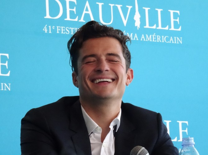 Orlando Bloom deauville