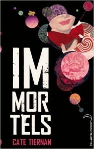 Immortels (tome 1) de Cate Tiernan