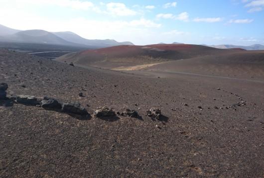 lanzarote timanfaya volcan