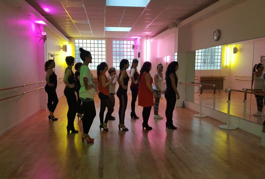 danse cabaret cours estelle