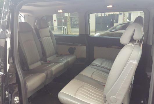 intérieur le cab cuir