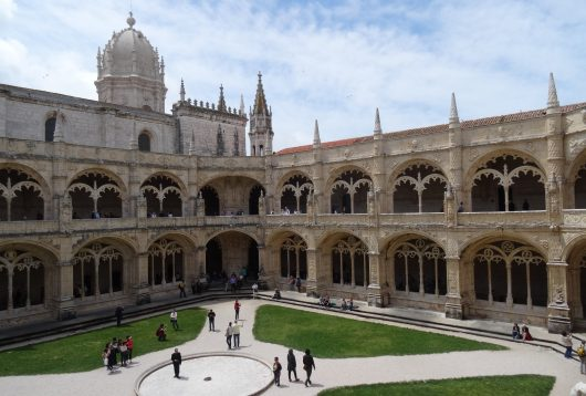 monastère jeronimoh lisbonne