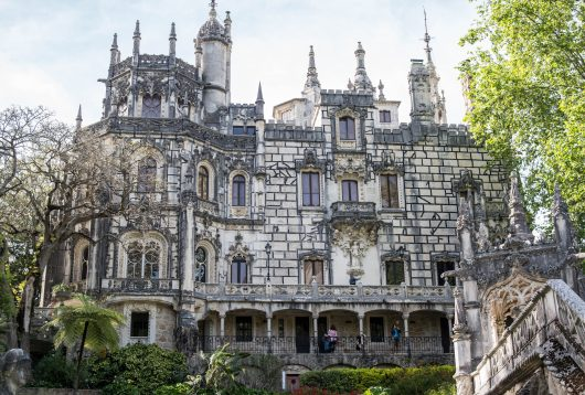 sintra quinta da regaleira portugal
