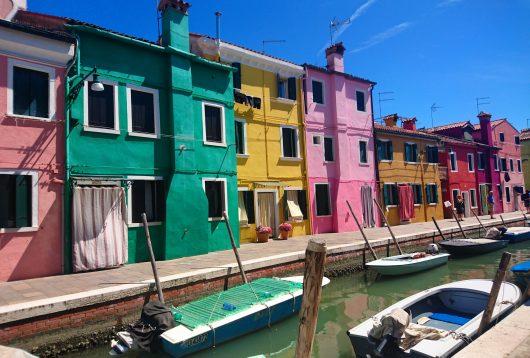 île burano italie venise