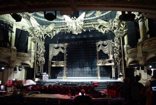 scène mogador fantôme opéra