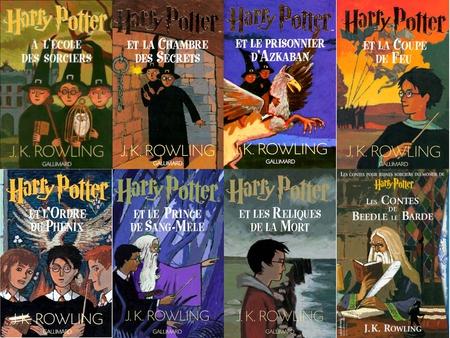Culte harry potter les livres ont 20 ans d j we are girlz - Harry potter livre pdf gratuit ...