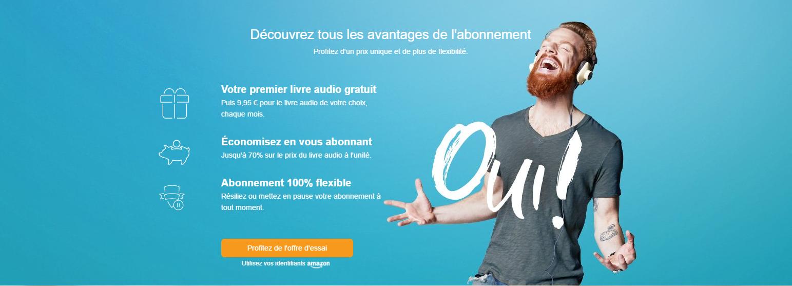 Bon Plan Audible Les Livres Audio 30 Jours D Essai